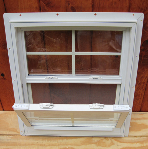 Atlantic Shed Shed And Playhouse Vinyl Windows