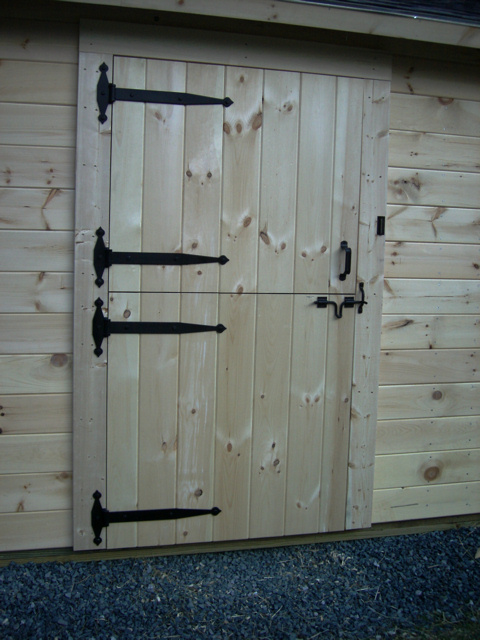 Shed Door Hinge