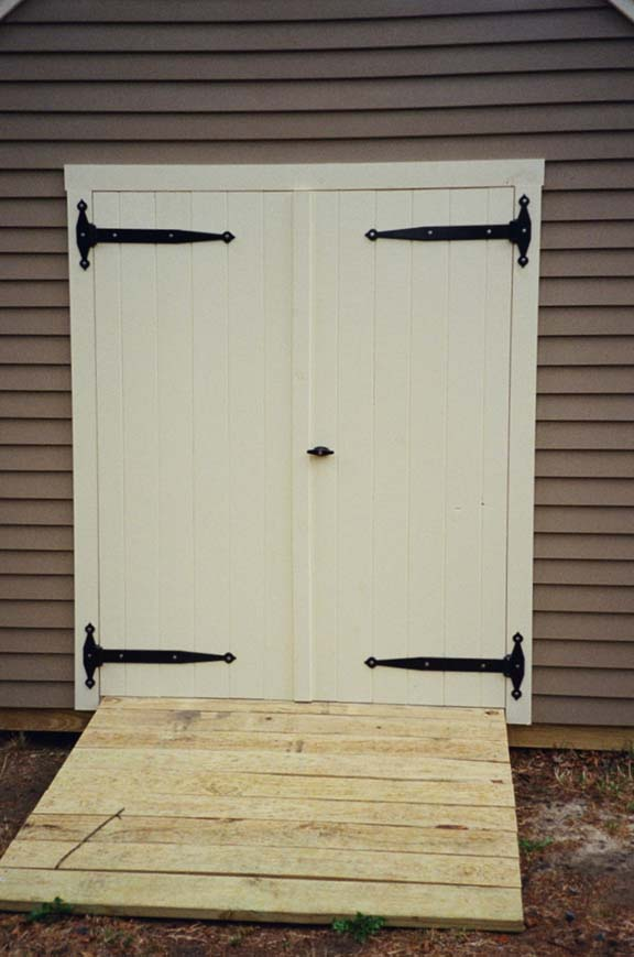 Shed Door Hinges