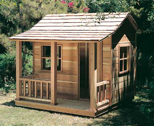 Free playhouse plans. Introduction