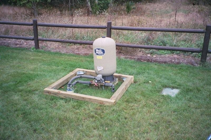 We can build a Pump House or Well Cap Housing any size,any shape,